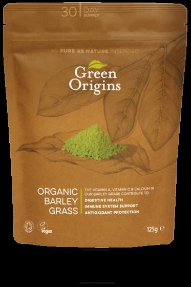 Organic Barley Grass Powder (125g)