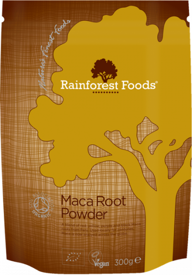 Rainforest Foods Maca Powder 300g - 6 pack