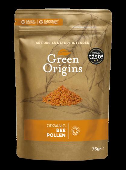 Organic Bee Pollen (Raw)