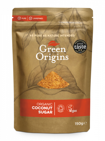Organic Coconut Sugar 150g