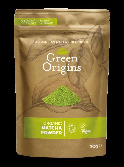 Organic Matcha Green Tea Powder (Ceremonial) 30g