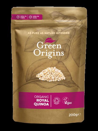 Organic Royal Quinoa Grain 200g