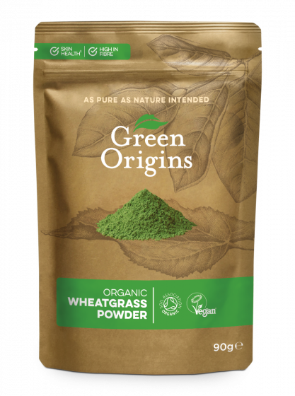 Organic Wheatgrass Powder 90g