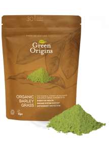 Green Origins Organic Barley Grass Powder 125g - 6 pack