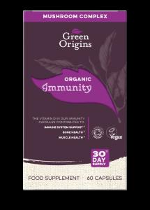 Organic Immunity Capsules