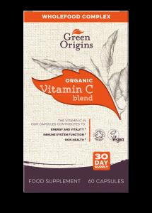 Organic Vitamin C Capsules