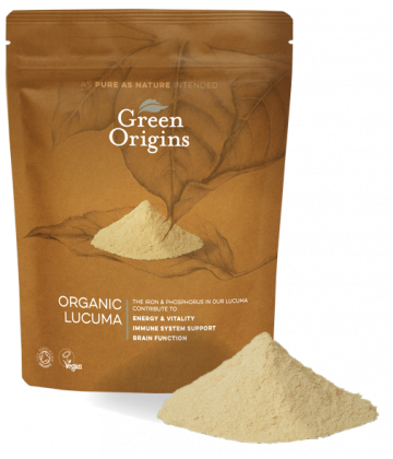 Organic Raw Lucuma Powder (150g)