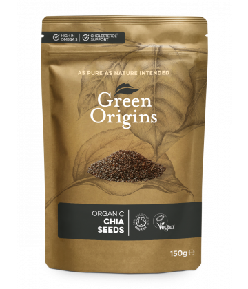 Organic Chia Seeds (Raw)