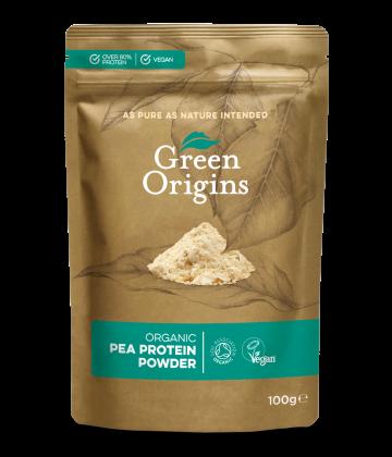 Organic Pea Protein
