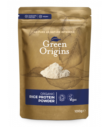 Organic Rice Protein Powder
