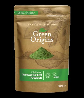 Organic Wheatgrass Powder