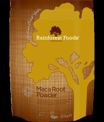 Rainforest Foods Maca Powder 300g - 6 pack